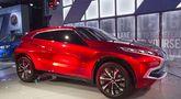 Mitsubishi XR-PHEV Concept visas i Los Angeles
