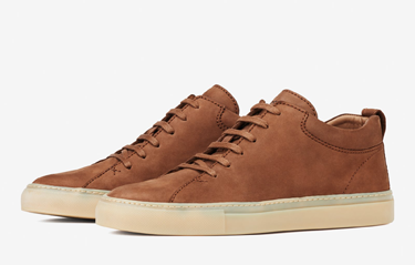 Handgjorda svenska sneakers
