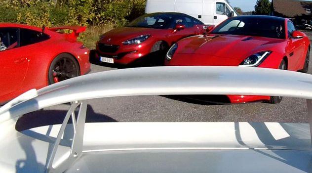 ams testar: Kan man slå Porsche i körglädje