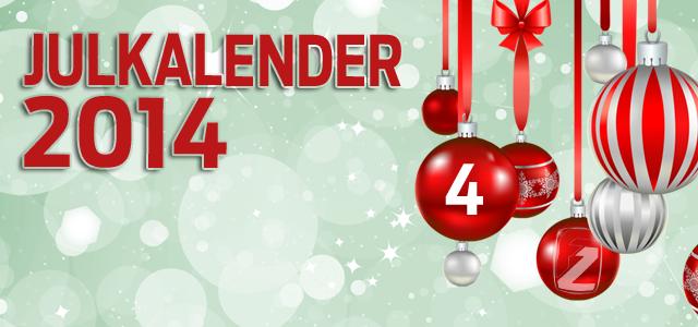 Julkalendern – ny tävling!