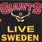 Årsjö bäste svensk på Giants Live