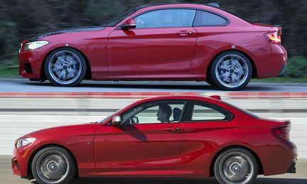 Spion: Mystisk testmula från BMW fångad på bild