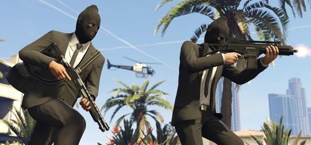 GTA V – coop-rån snart här!