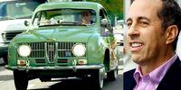 Jerry Seinfeld älskar Saab 96 Monte Carlo 850