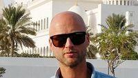 Jesper ska fylla Abu Dhabis hotell