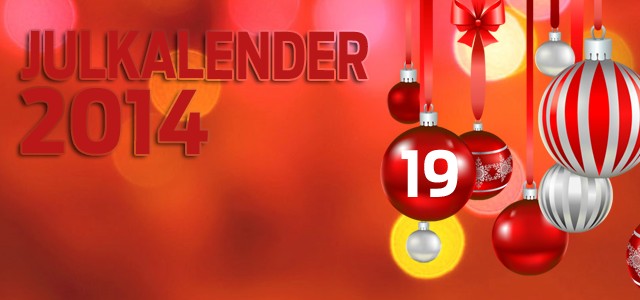 Julkalendern – vilket spel söker vi?