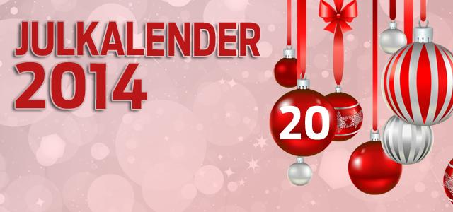 Julkalendern – vinn spel och hårdvara!