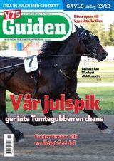 V75 Guiden nr 61, 2014