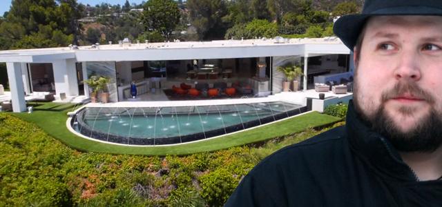 Notch köper dyraste huset i Beverly Hills