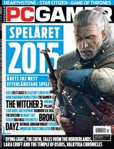 PC Gamer #222, jan 2015