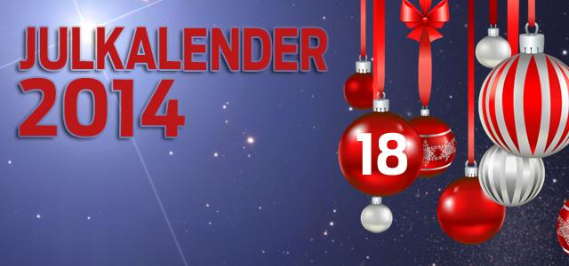 Julkalendern – finaltävling!