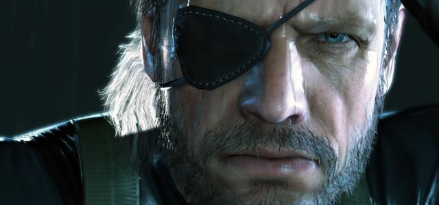 Grafikporr - Metal Gear Solid V: Ground Zeroes