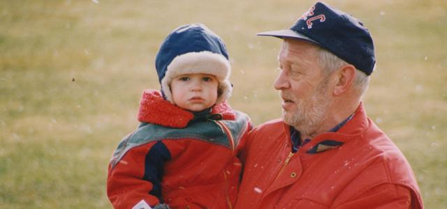 Arnroths krönika - en pappas sista önskan