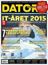 Datormagazin 1-2015