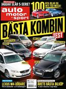 1/2015: Test av sex kombibilar