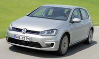 VW Golf GTE är betydligt snabbare – gör 0–100 km/h på 6,3 sek