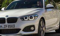 BMW 1-serie får ett stort lyft, mer utrustning och nya motorer
