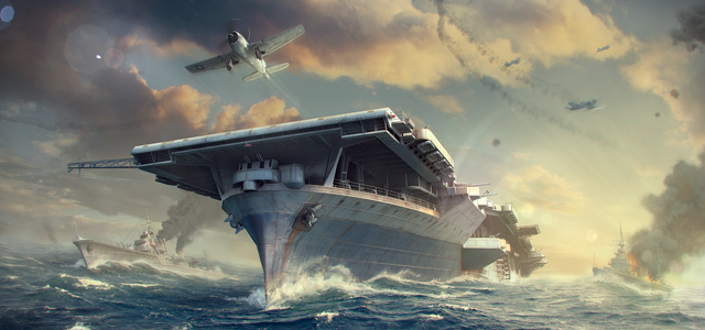 Betatesta  World of Warships!