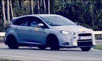 Ford Focus RS närmar sig – alla fakta och en vild film