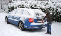 Tio saker du måste veta när du startar bilen en kall vinterdag