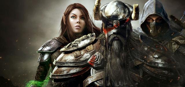 """Elder Srolls Online – snart """"gratis"""""""