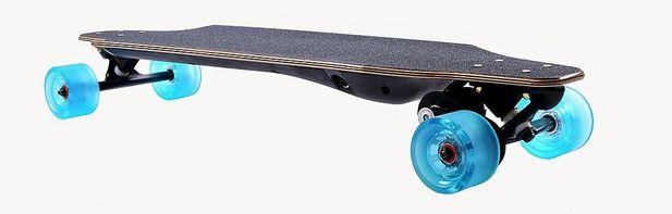 Dags för e-skateboards