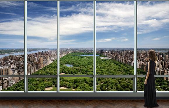 Se New Yorks dyraste lägenhet