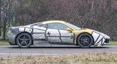 Spion: Ferrari 458 med turbomotor