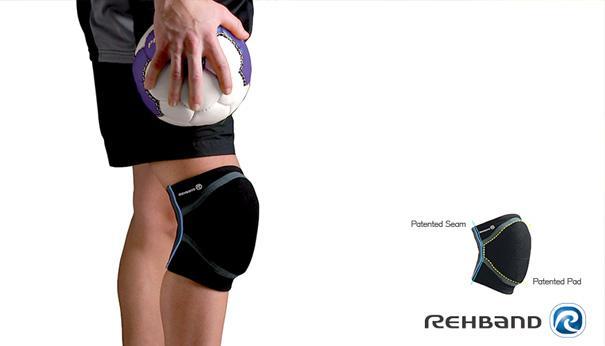 Veckans Produkt: : Rehband Tech Line Knee Support Handball