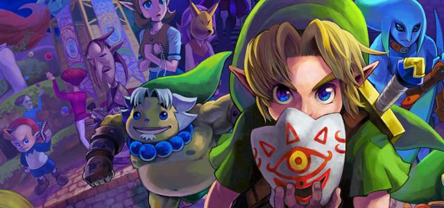Zelda: Majora's Mask 3D