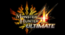 Monster Hunter 4 Ultimate logotyp