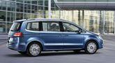Volkswagen Sharan får ett lyft och nya motorer