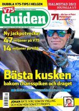 V75 Guiden nr 9, 2015