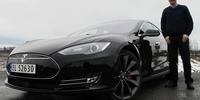 """Vi provkör Tesla Model S P85D: """"Mycket imponerande"""""""