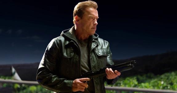 """Arnold tillbaks även i """"Terminator 6""""!"""