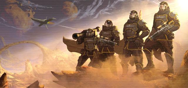 Helldivers är sci-fi-helvete och co-op-himmel