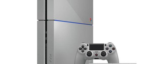 Den ytterst begränsade samlarutgåvan av Playstation kan bli din!