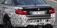 Spion: BMW M2 visar upp sig på Nürburgring