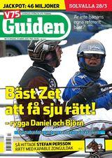 V75 Guiden nr 13, 2015
