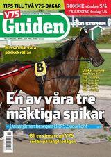 V75 Guiden nr 14, 2015