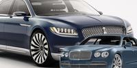 "Bentleys designchef avfärdar Lincoln Continental: ""En kopia!"""