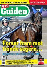 V75 Guiden nr 16 2015