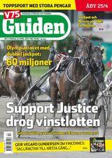 V75 Guiden nr 17, 2015