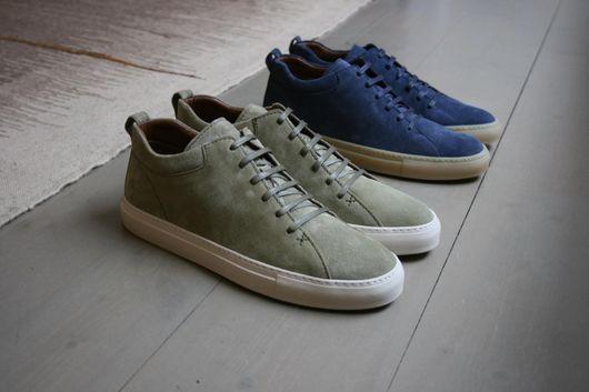 Coloquy lanserar specifika sneakers för Lund & Lund