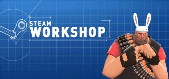 Sälj och köp moddar i Steam Workshop