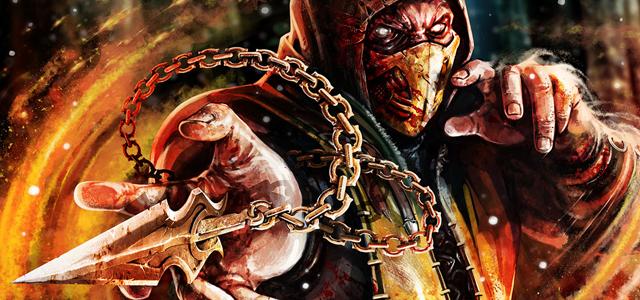 Vinn Mortal Kombat X!