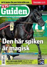 V75 Guiden nr 18, 2015
