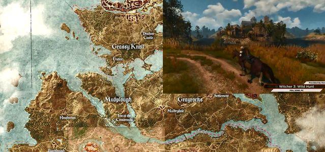 Så stor och öppen är Witcher 3-världen