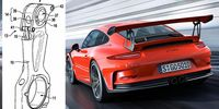 Porsche utvecklar Saab-teknik med variabelt kompressionsförhållande