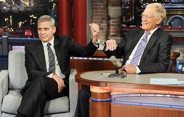 Se hur kändisarna reagerar på att David Letterman ska sluta